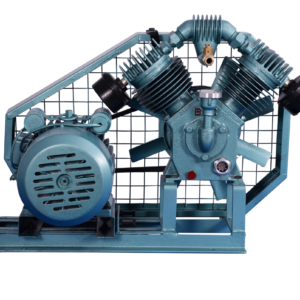2 hp single stage air compressor