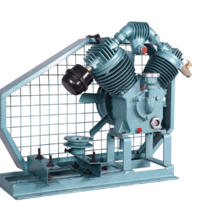2 hp double stage borewell compressor motor price