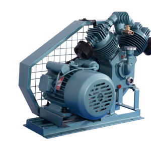 2 hp single stage water compressor pump