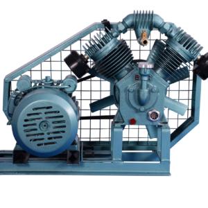 2 hp single stage borewell compressor price