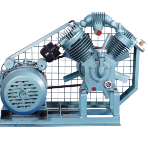 2 hp double stage air compressor pump for borewell