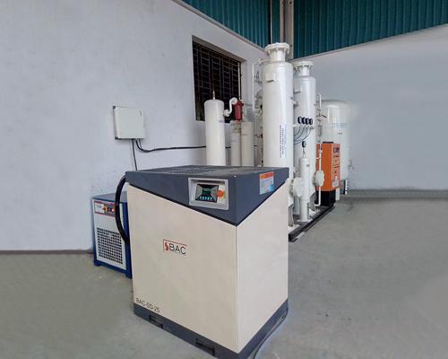 Direct driven screw compressor manufacturers